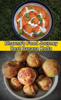 Best Banana Kofta These banana kofta can be made into 3 different version like for fasting, Jain and regular. It's gluten free and can be done vegan. Kofta's are prepared using appam with few drops of oil. When I was living in India, most of my neighbours were Jain. So I learned many dishes using raw banana like samosa, kela vada, banana fries, pav bhaji, Dabeli and I loved it. You won't even notice the difference as long as banana are raw (green) and cooked right. Jeera Rice, Raw Banana, Fried Bananas, Pav Bhaji, Red Chili Powder, Vegetarian Cooking, Garam Masala, Pressure Cooking, Chutney