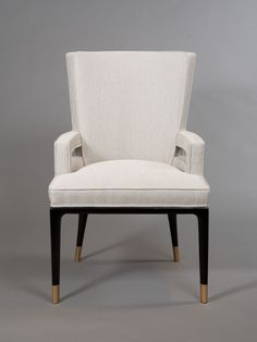 Pair of Armchairs attributed to Tommi Parzinger image 6