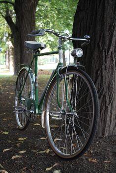 bicycle Favorit, 1962 – noelgabriel – album na Rajčeti Vintage Bicycles, Bike, Album, Model, Bicycle, Scale Model, Bicycles, Models