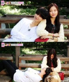 WGM Taeun Couple ( Taemin ♡ Naeun) images Taemin and Naeun