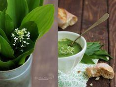 Bärlauchsuppe Bärlauch Ramson Wild Garlic