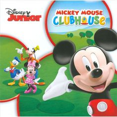 Various Artists - Disney Junior: Mickey Mouse Clubhouse (CD), None - Dnu
