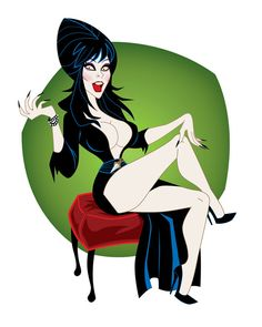 Image result for elvira mistress of the dark art