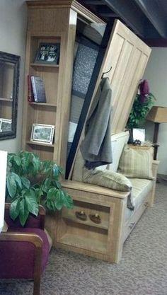 Murphy bunk bed plans woodworking projects plans diy wood marvellous diy murphy bed ideas solutioingenieria Gallery