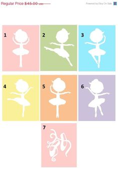 Items similar to Nursery Decor // Nursery Art // Ballerina Art Prints // Art for Girls // Decor for Girls // Ballerina Decor // Art For Kids // prints on Etsy Ballerina Nursery, Ballerina Art, Ballerina Birthday, Nursery Wall Art, Girl Nursery, Nursery Decor, Girl Decor, Baby Decor, Ballerina Silhouette