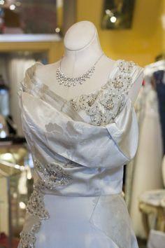 Cabaret Vintage - 1950's Gorgeous Gown, $325.00 (http://www.cabaretvintage.com/dresses/1950s-gorgeous-gown/)