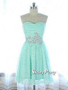 A Line Sweetheart Neck Short Light Blue Prom Dress, Homecoming Dress, Graduation Dress, Light Blue Bridesmaid Dress #shinyparty #prom #dress #formal #short #sweetheart #blue #homecoming #graduation #bridesmaid #shortdress #bluedress #promdress #homecomingdress #graduationdress #bridesmaiddress