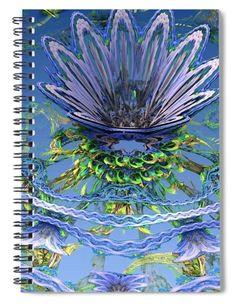 NWfractal2 Spiral Notebook by Allen Nice-Webb Notebooks For Sale, Basic Colors, Landscape Photos, Wonderful Images, Color Show, Fractals, Galleries, Colorful Backgrounds, Spiral