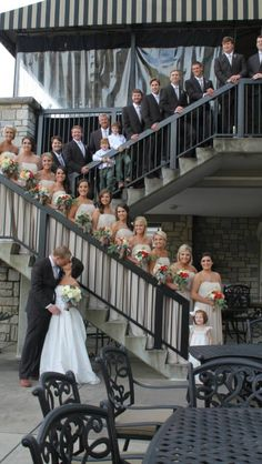 Wedding party photo                                                                                                                                                                                 More