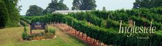 Ingleside Winery in Virginia.  Some great wines here - especially the Sangiovese, the Pinot Grigio, and the Petit Verdot.