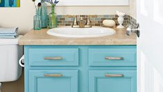 Paint a Bath Vanity