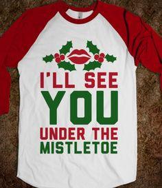 #mistletoe #holidays #christmas #kissing #love
