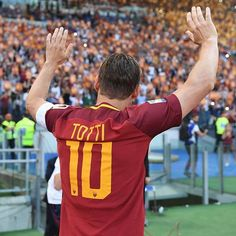 Got to, AS Roma.