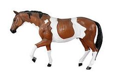 Buy Indian Horse Life Size Statue Working on Sale Black Stallion Horse, Life Size Statues, Indian Horses, Animal Statues, Brown Horse, Western Theme, Taking Pictures, Farm Animals, Resin