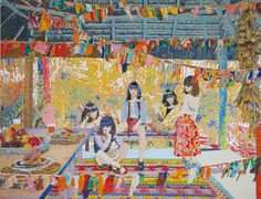 Juxtapoz Magazine - The Work of Naomi Okubo