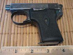 Webley .25 hammer model