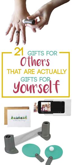 23 Gifts For Others That Are Actually Gifts For Yourself