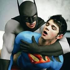 from Andre the advocate how gay is superman