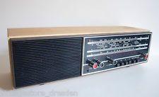 Radio RFT Prominent 201 Transistorradio Küchenradio DDR 70er Jahre