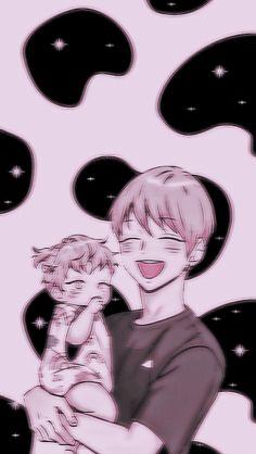 Hero Wallpaper, Iphone Wallpaper, Bts Video, Aesthetic Anime, Haha, Backgrounds, Random, Poster, Purple And Blue