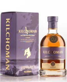 Kilchoman Sanaig Islay Single Malt Scotch Whisky - Buy Any Kilchoman For Your Chance To Win Smoked Whiskey, Rye Whiskey, Scotch Whiskey, Isle Of Islay, Single Malt Whisky, Beverage Packaging, Cocktails, Drinks, Cigars