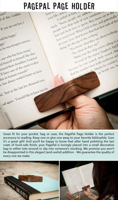 Holiday Gift Ideas For The Book Lover In Your Life – 12 Pics - Book lovers I Love Books, Books To Read, My Books, Diy Inspiration, I Love Reading, Book Lovers Gifts, The Book, Book Quotes, Tricks