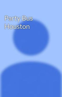 #wattpad #general-fiction The Party Bus in Houston TX are very magnificent and relaxed automobiles for tourists. These automobiles have compact homes and areas. You can easily place your baggage in these homes of the coach buses. These automobiles have durable and relaxed chairs. The chairs are lying padded chairs. These au...