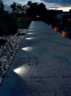 Outdoor Ground Lights Ooo low key lighting for a pathway this would be nice for a nz project focused lighting supplier of quality architectural ground recessed lighting in ground uplighting inground up lighting ground recessed workwithnaturefo
