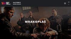 Mrakoplaš i v letošním lineupu Rock for People! Radost a čest! www.rockforpeople.cz