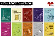 No me toques las Helvéticas | Blog sobre diseño gráfico y publicidad: El decálogo del Emancipado