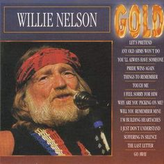 Willie Nelson Best Country Singers, Gold Fronts, Let's Pretend, Willie Nelson, Cool Countries, I Am Awesome, Let It Be, Lettering, Portrait