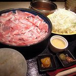 武蔵 (むさし) - 赤坂/豚しゃぶ [食べログ]