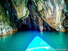 Underground River, Sabang Palawan Philippines