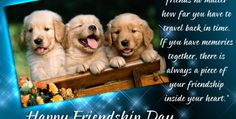 Happy Sunday With Happy Friendship Day.....    :D