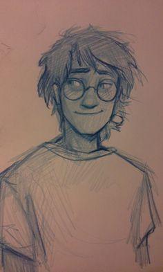 harry potter by hatepotion