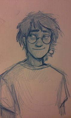 harry potter by hatepotion