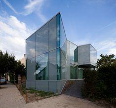 Casa H em Maastricht - Wiel Arets - João Morgado - Architecture Photography