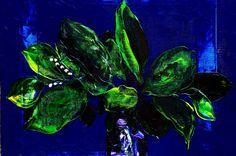 Авторские галереи - A. E. KANDINSKY-DAE-2016 / Lilies of the valley. Oil on…