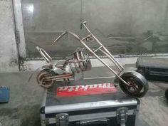 Moto de aço inox