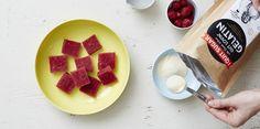 I Quit Sugar: Simplicious - Raspberry Gelatin recipe Healthy Deserts, Healthy Treats, Healthy Kids, Yummy Treats, Healthy Food, Healthy Living, Healthy Recipes, Real Food Recipes, Baking Recipes