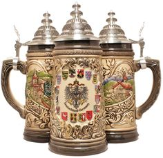 Beer Steins From Germany | back to list