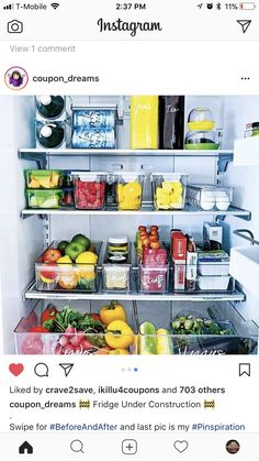 Pantry organization ideas that are budget friendly & Kitchen organization ideas for your small apartment & Kitchen pantry organization House decor & Kitchen decor ideas for the minimalist & Pantry.