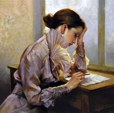Writer's Block - Getting Unstuck Still Picture, Aesthetic Movement, Lost Art, Beatrix Potter, Beautiful Paintings, Figurative Art, Art Forms, Blogging, Images
