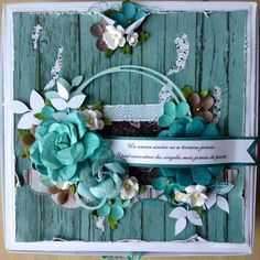 Tartine Peluche Flower Cards, Card Making, Images, Wreaths, Inspiration, Ideas, Home Decor, Plush, Cards