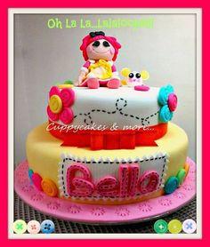 282 Best La Loopsy Cakes Images