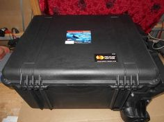 Pelican 1620 Large Protector Case Black FREE SHIPPING #Pelican