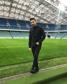 "Sergey Lazarev (@lazarevsergey) ""Олимпийский Стадион ""Фишт"" в Сочи"""