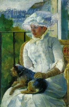 Mary Cassatt, c. 1883
