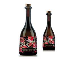 Spiritu_Santo, extra virgin for all our olive oil loving #packaging peeps PD