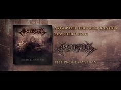ANGERSEED - The Proclamation (Official Lyric Video) HQ